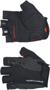Northwave Evolution, short finger gloves, in sizes from m to 2xl; colour: black